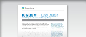 Do More With Less Energy