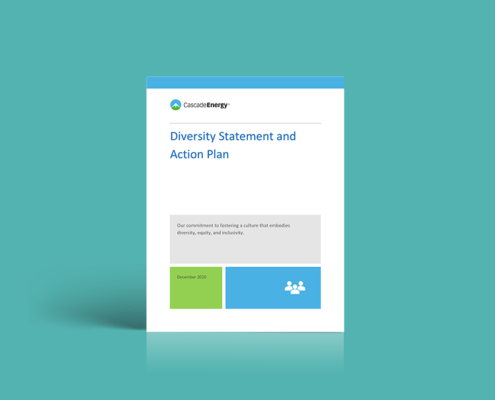 Cascade Energy diversity statement document